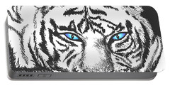Hungry Eyes Portable Battery Charger