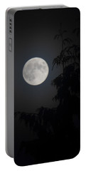 Hunters Moon Portable Battery Charger by Randy Hall