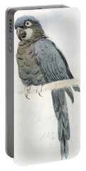 Hyancinth Macaw Portable Battery Charger