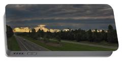 I-85 Shelf Cloud Portable Battery Charger