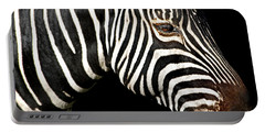 I Am A Zebra Portable Battery Charger