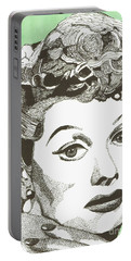 I Love Lucy Portable Battery Charger
