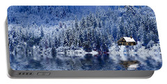 I Loved You In Winter Portable Battery Charger