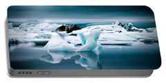Ice Age Portable Battery Charger by Ian Good