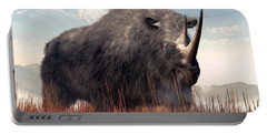 Ice Age Rhino Portable Battery Charger