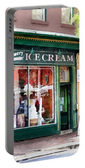 Alexandria Va - Ice Cream Parlor Portable Battery Charger
