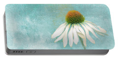Iced Portable Battery Charger by Beve Brown-Clark Photography