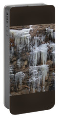 Icicle Cliffs Portable Battery Charger