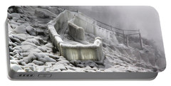 Icy Path Way Portable Battery Charger