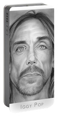 Iggy Pop Portable Battery Charger