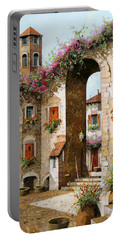 Il Campanile Portable Battery Charger