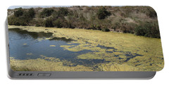 Portable Battery Charger featuring the photograph Ile De Re - Marshes by HEVi FineArt