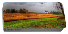 Illinois Farmland I Portable Battery Charger