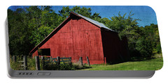 Illinois Red Barn 2 Portable Battery Charger