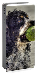 Cocker Spaniel Photographs Portable Battery Chargers