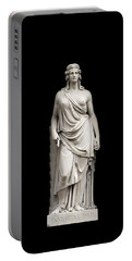 Portable Battery Charger featuring the photograph Immortality by Fabrizio Troiani