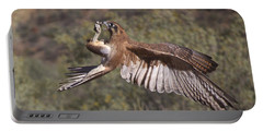 In Flight Meals Portable Battery Charger by Venetia Featherstone-Witty