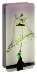 In Green Portable Battery Charger
