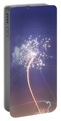 Independence Day Portable Battery Charger by Jani Freimann