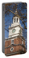 Independence Hall Portable Battery Charger