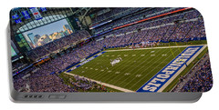 Indianapolis And The Colts Portable Battery Charger
