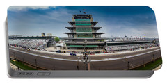 Indianapolis Motor Speedway Portable Battery Charger