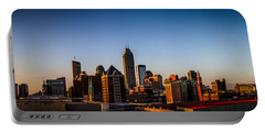 Indianapolis Skyline - South Portable Battery Charger