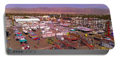 Indio Fair Grounds Portable Battery Charger