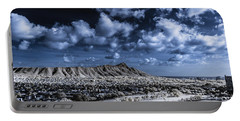 Infrared Diamond Head Portable Battery Charger