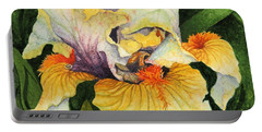 Inner Beauty Portable Battery Charger by Barbara Jewell