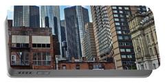 Inner City Detroit Portable Battery Charger