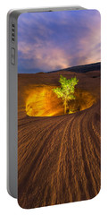 Portable Battery Charger featuring the photograph Inner Light by Dustin  LeFevre