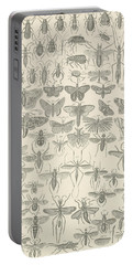 Insects Portable Battery Charger