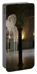 Inside The Alcazar Of Seville Portable Battery Charger