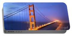 The Golden Gate Bridge Portable Battery Charger