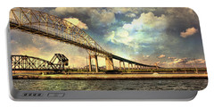 International Bridge Sault Ste Marie Portable Battery Charger