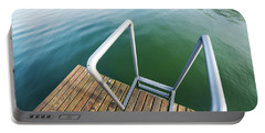 Into The Water Portable Battery Charger by Chevy Fleet