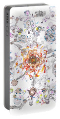 Intracellular Diversion Portable Battery Charger by Regina Valluzzi
