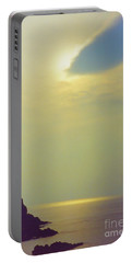 Ireland Giant's Causeway Ethereal Light Portable Battery Charger by First Star Art
