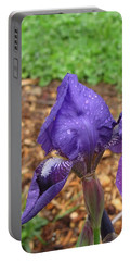 Iris After Rain Portable Battery Charger