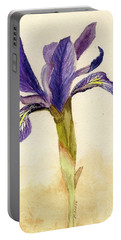 Iris Portable Battery Charger by Barbie Corbett-Newmin
