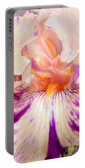 Iris Brindled Beauty Portable Battery Charger