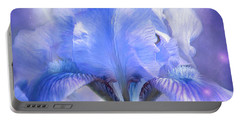 Iris - Goddess In The Moonlite Portable Battery Charger