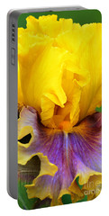 Iris-in Living Color Portable Battery Charger