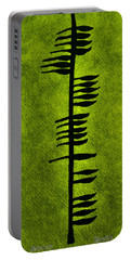 Irish Ogham Meaning Health Portable Battery Charger