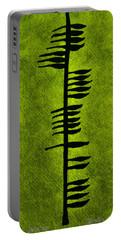 Irish Ogham Meaning Health Portable Battery Charger by LeeAnn McLaneGoetz McLaneGoetzStudioLLCcom