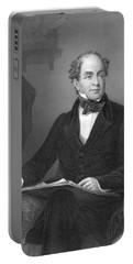 Irish Poet Thomas Moore Portable Battery Charger