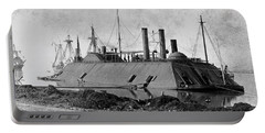 Ironclad U S S Essex - Civil War - 1862 Portable Battery Charger