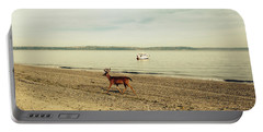 Island Deer Portable Battery Charger