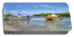 Island Life Portable Battery Charger